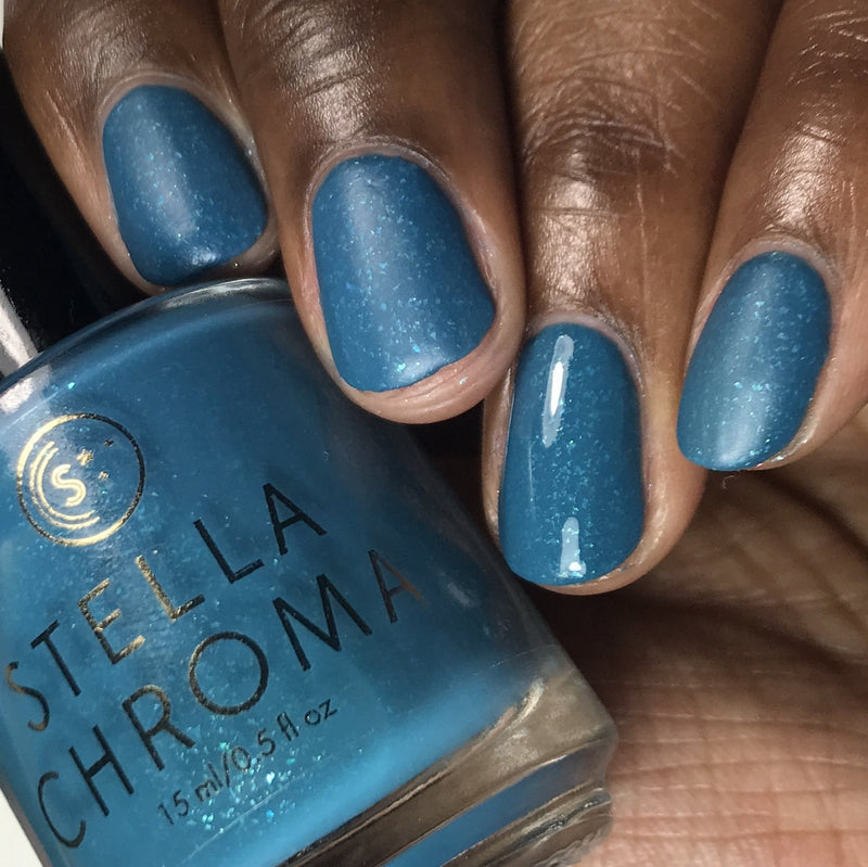 Stella Chroma Nail Polish Flannel and Boots