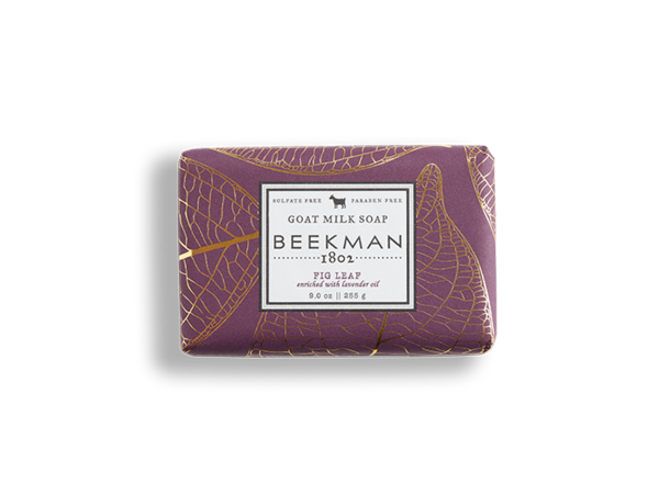 Beekman 1802 Fig Leaf Bar Soap