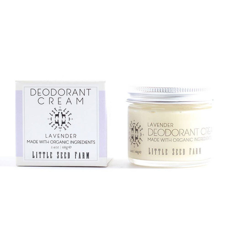 Little Seed Farm Lavender Deodorant Cream