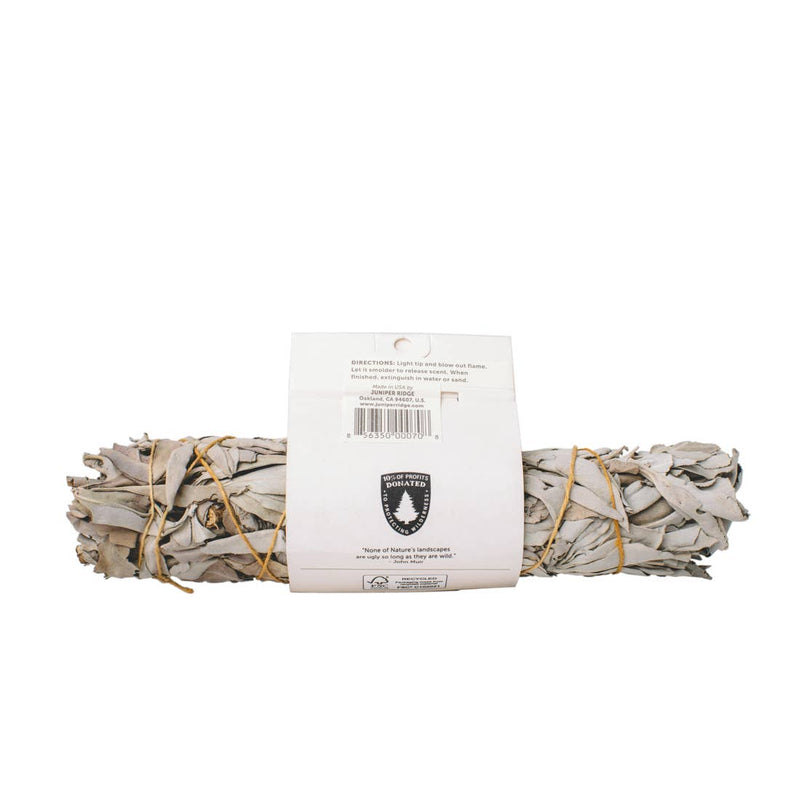 Juniper Ridge Large White Sage