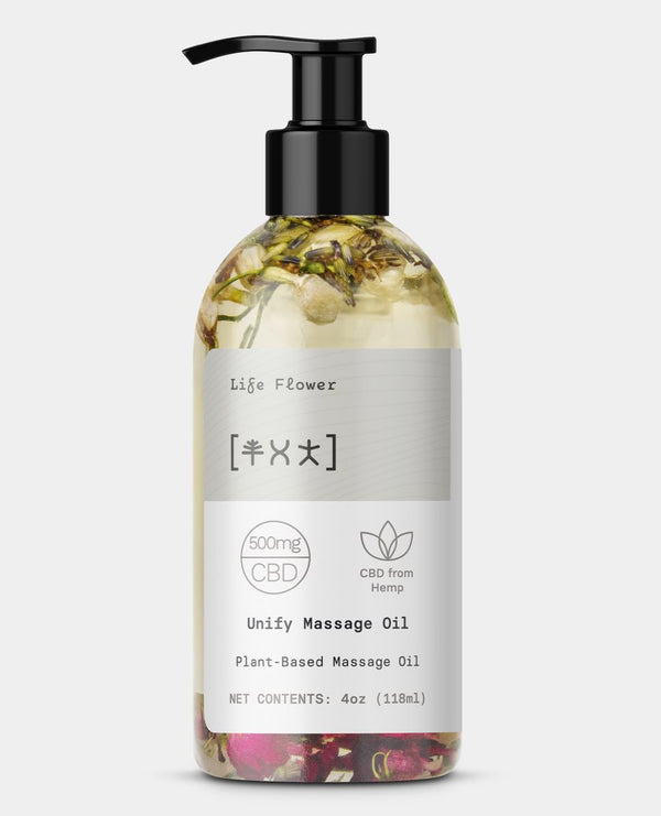 Unify CBD Massage Oil