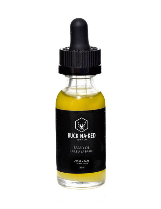 Buck Naked Beard Oil