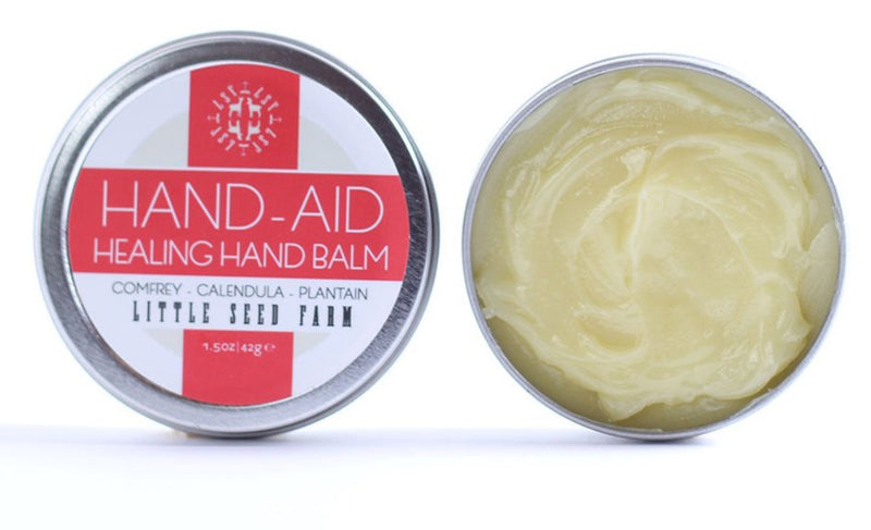 Little Seed Farm Hand Aid Balm