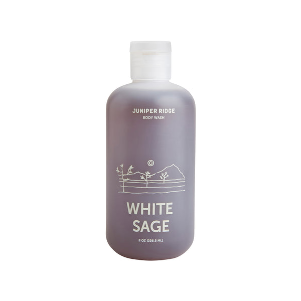 Juniper Ridge White Sage Body Wash