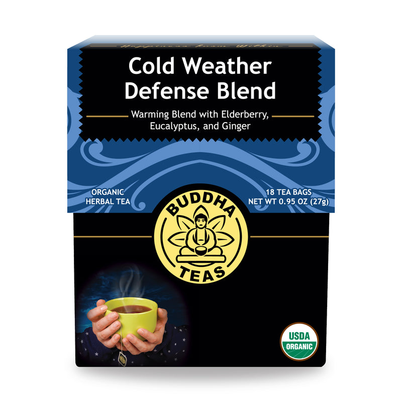 Buddha Cold Weather Defense Blend