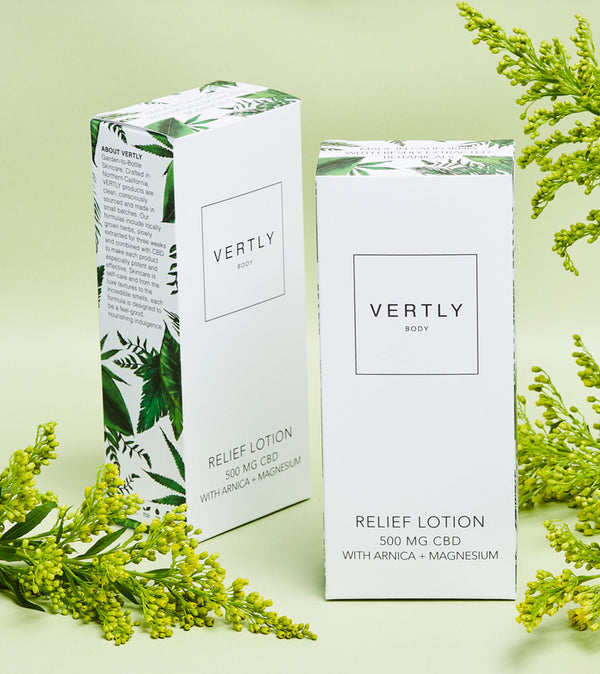 CBD Relief Lotion