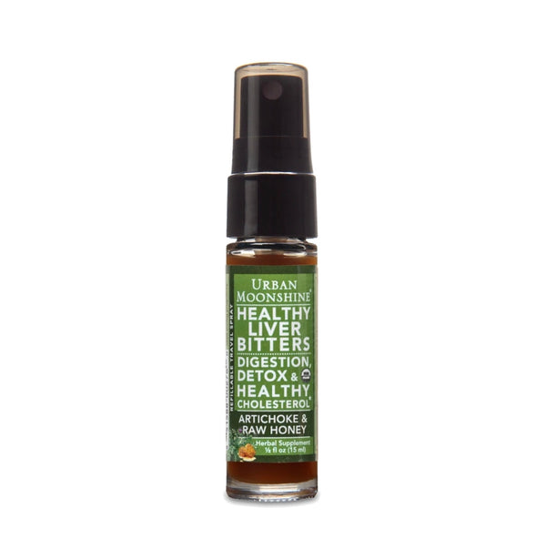 Urban Moonshine Healthy Liver Bitters .5oz