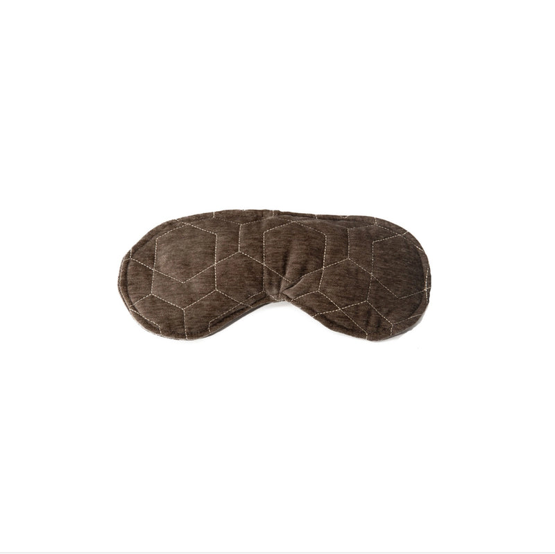 Lux Collection Eye Pillow - Geo Graphite
