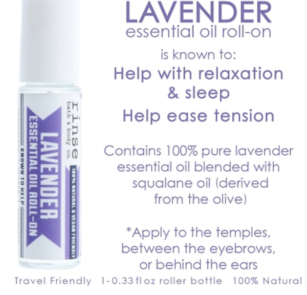 Rinse Roll-on Lavender