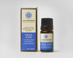 rareESSENCE Essential Oil Head Aide Blend