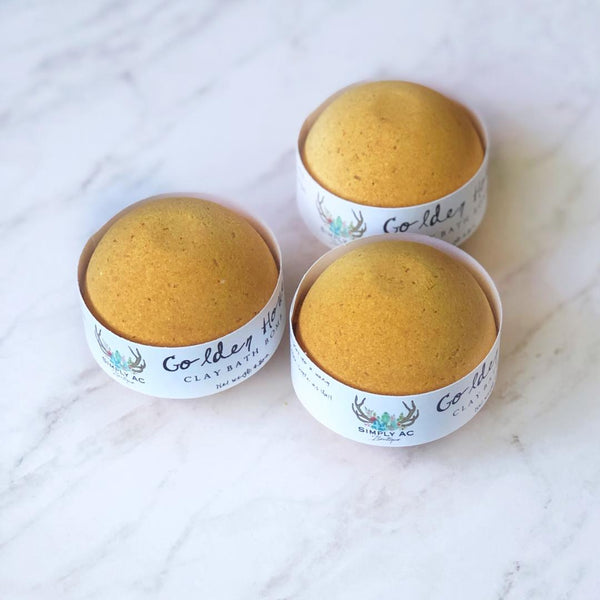 Simply AC Golden Hour Bath Bomb