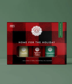 "Woolzies ""Home For The Holidays"" Oil Set"