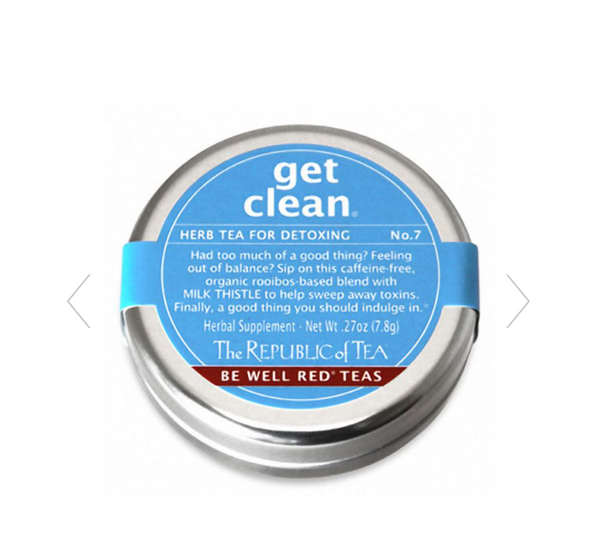 Be Well | Get Clean Travelers Tin