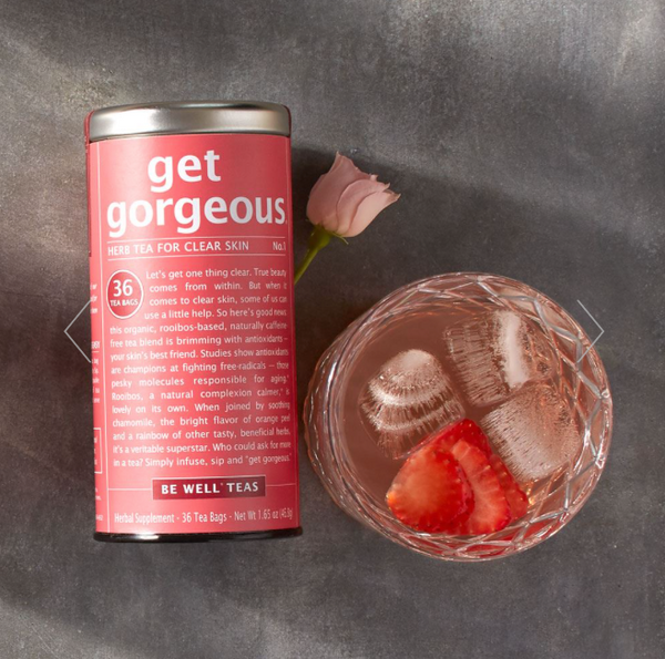 Be Well | Get Gorgeous Tea