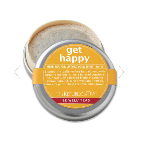 Be Well | Get Happy Travelers Tin