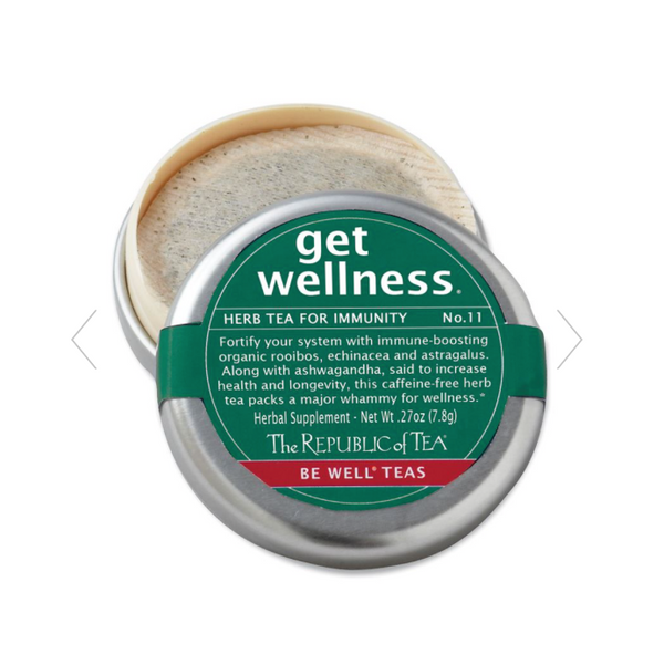 Be Well | Get Wellness Travelers Tin