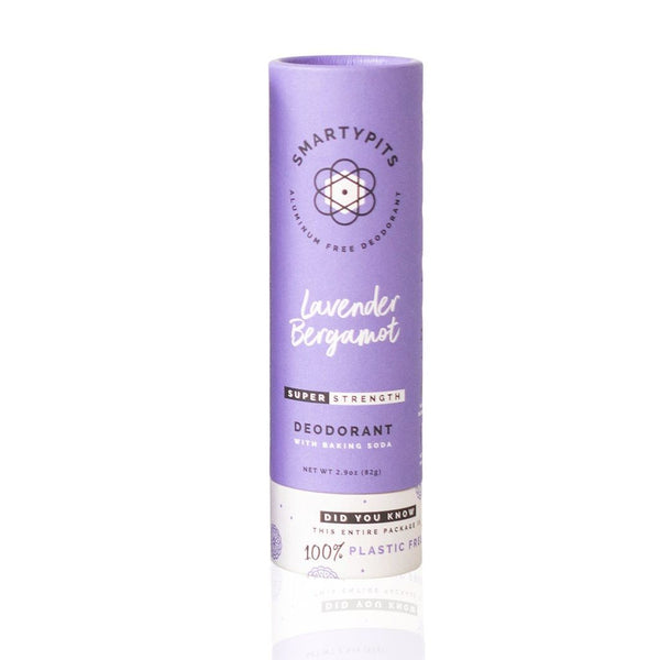 Smarty Pits Sustainable Deodorant Lavender Bergamot