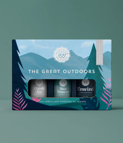 "Woolzies ""The Great Outdoors"" Oil Set"