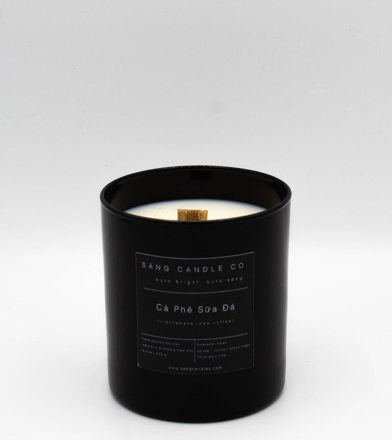 Vietnamese Coffee Woodwick Candle