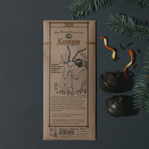 Krampus Incense