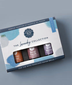 "Woolzies ""Laundry Collection"" Oil Set"