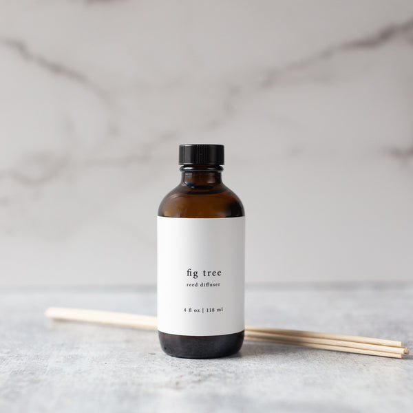Roote Reed Diffuser Fig Tree