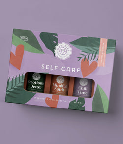 "Woolzies ""Self Care"" Oil Set"