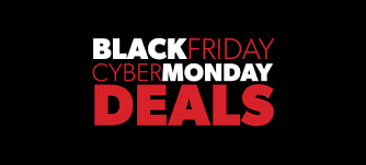 BLACK FRIDAY / CYBER MONDAY DAILY