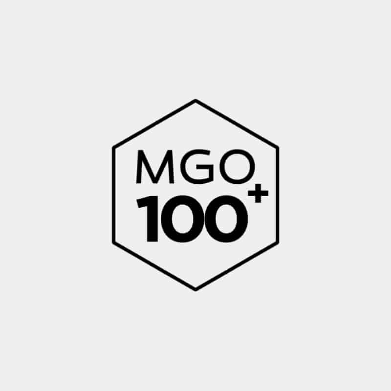 MGO 100 UMF 5 gecertificeerd laboratorium