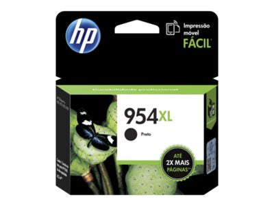 HP - 954xl - Ink cartridge - Black - 2,000 pages