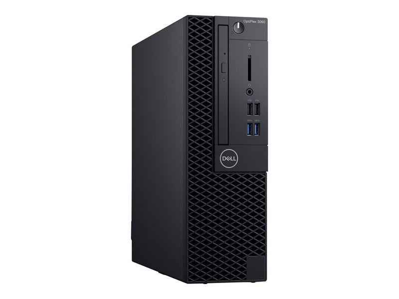 Dell OptiPlex 3060 - SFF - 1 x Core i5 8400 / 2.8 GHz - RAM 4 GB - HDD 1 TB - UHD Graphics 630 - GigE - Win 10 Pro 64 bits - monitor: ninguno
