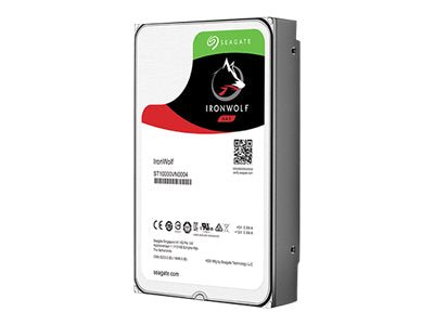 "Seagate IronWolf ST3000VN007 - Disco duro - 3 TB - interno - 3.5"" - SATA 6Gb/s - 5900 rpm - búfer: 64 MB"
