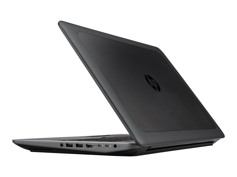 "HP ZBook 15 G3 Mobile Workstation - Core i7 6700HQ / 2.6 GHz - Win 7 Pro 64 bits (incluye Licencia de Win 10 Pro 64 bits) - 8 GB RAM - 1 TB HDD - 15.6"" 1920 x 1080 (Full HD) - HD Graphics 530 - Wi-Fi, Bluetooth - Space Silver - kbd: LatinoamŽrica"