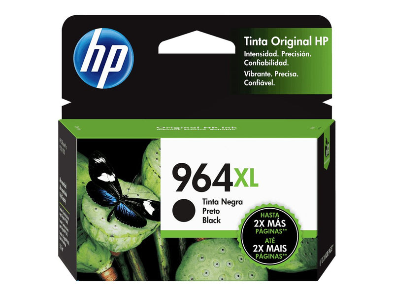 HP - 964XL - Ink cartridge - Yellow