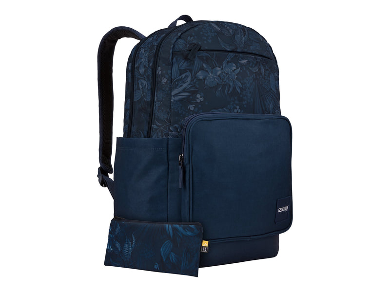 "Case Logic QUERY - Mochila para transporte de port‡til - 15.6"" - azul vestido, dress blue floral"
