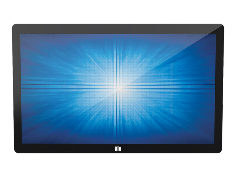 "Elo 2202L - Monitor LCD - 22"" (21.5"" visible) - pantalla t‡ctil - 1920 x 1080 Full HD (1080p) - 250 cd/m² - 3000:1 - 25 ms - HDMI, VGA - altavoces - negro"