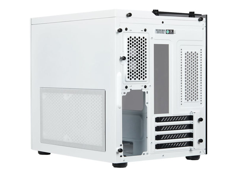 Corsair Memory Corsair Crystal Series - CC-9011136-WW - Micro tower - Micro ATX - Cool white