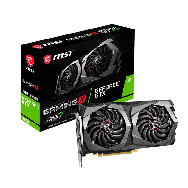 TARJ. VIDEO MSI GEFORCE GTX1650