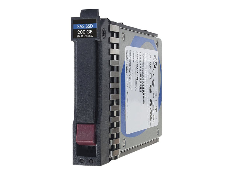 "HP Dual Port Enterprise - Disco duro - 600 GB - hot-swap - 2.5"" SFF - SAS 12Gb/s - 15000 rpm - para Modular Smart Array 1040, 2040, 2042"