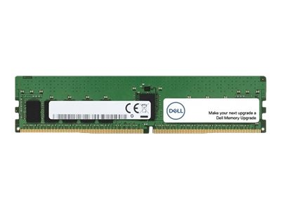 Dell - DDR4 SDRAM - 16 GB - RDIMM 288-pin - 2933 MHz - PC4-2933Y - CL21