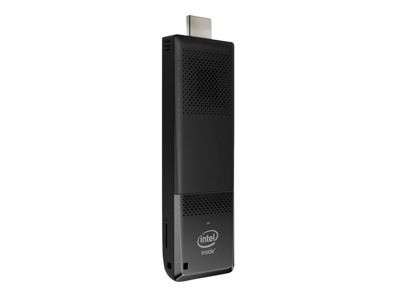 Intel Compute Stick STK1AW32SC - Stick - Atom x5 Z8300 / 1.44 GHz - RAM 2 GB - flash - eMMC 32 GB - HD Graphics - WLAN: 802.11a/b/g/n/ac, Bluetooth 4.2 - Windows 10 - monitor: ninguno