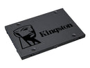 "Kingston A400 - Unidad en estado s—lido - 120 GB - interno - 2.5"" - SATA 6Gb/s"
