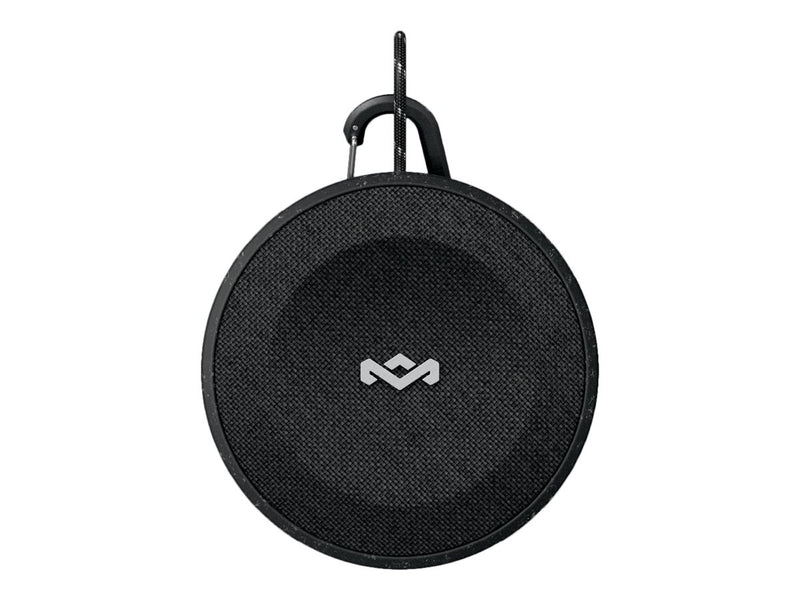 House of Marley No Bounds - Altavoz - para uso port‡til - inal‡mbrico - Bluetooth - negro