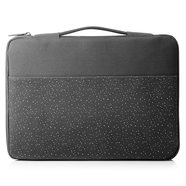 "HP - Notebook sleeve - 14"" - Speckled / Gray"