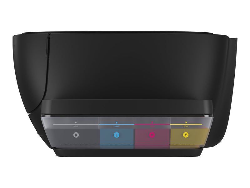 HP Ink Tank Wireless 415 All-in-One - Impresora multifunci—n - color - chorro de tinta - Letter A (216 x 279 mm)/A4 (210 x 297 mm) (original) - A4/Legal (material) - hasta 6.5 ppm (copiando) - hasta 20 ppm (impresi—n) - 60 hojas - USB 2.0, Wi-Fi