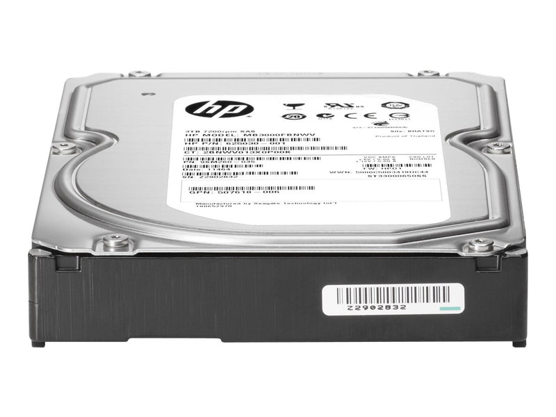 "HP Midline - Disco duro - 4 TB - interno - 3.5"" LFF - SATA 6Gb/s - 7200 rpm"