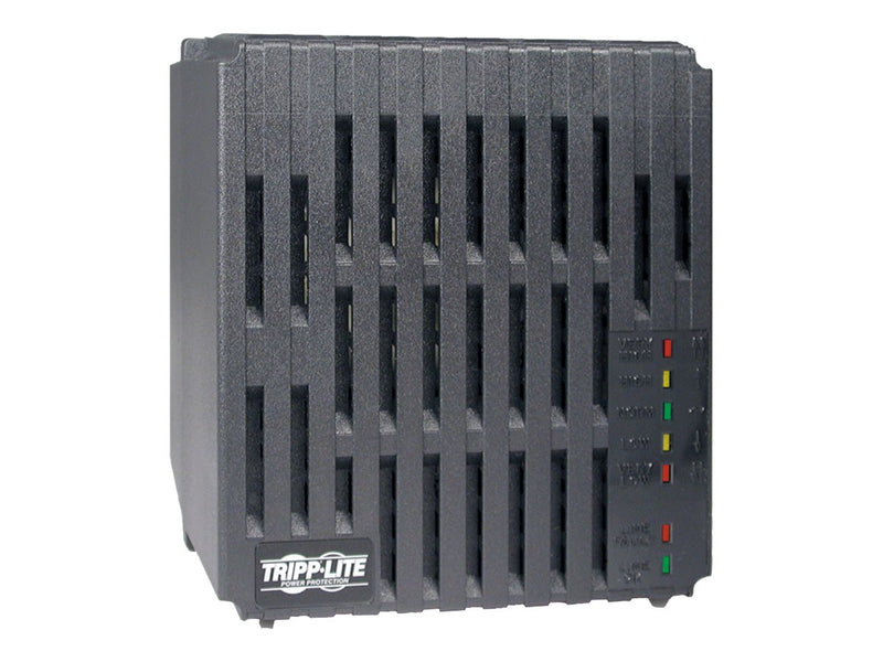 Tripp Lite 1800W Line Conditioner w/ AVR / Surge Protection 120V 15A 60Hz 6 Outlet 6ft Cord Power Conditioner - Acondicionador de l'nea - CA 120 V - 1800 vatios - conectores de salida: 6