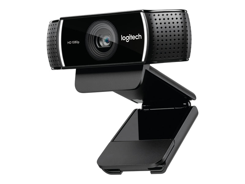 Logitech HD Pro Webcam C922 - C‡mara web - color - 720p, 1080p - H.264