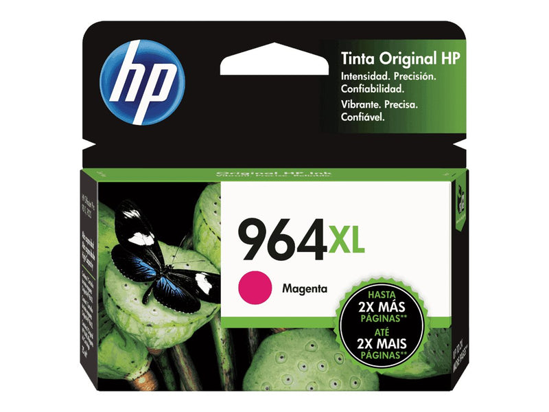 HP - 964XL - Ink cartridge - Magenta