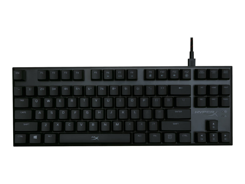 HyperX Alloy FPS Pro Teclado Mecanico Gamer, MX Red, in english